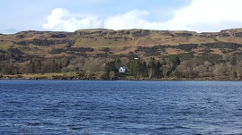 Oban to Kilninver